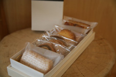 焼き菓子ギフト1000円